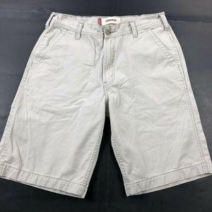 Levis Workwear Mens 32 Light Beige Shorts